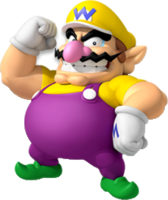 Wario remake for Mario Party 10 (without shadow)