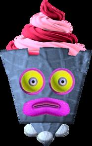 2.Octo Ice Cream