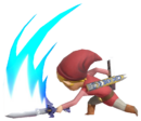 2.Red Toon Link 4