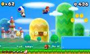 2 Player Mario Blow Game