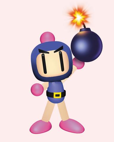 File:Blue Bomberman.png