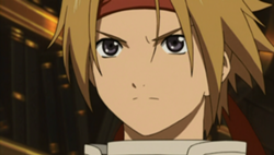 Cress in the Animation