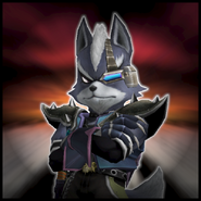 Crimson Clash Icon Wolf