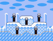 Iceberg Kirby Dream Land 2