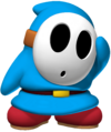 MTOCG Blue Shy Guy