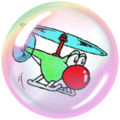 Morph Bubble - Helicopter