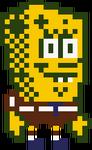 Spongebob Costume Mario