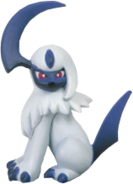 Absol transparent NQ8
