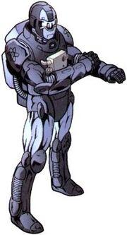Cobalt Man (Marvel Comics)