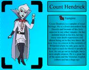 CountHendrickProfile