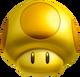 Golden Mushroom NSMB2