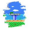 JSSB stage preview icon - Gluglug Lagoon
