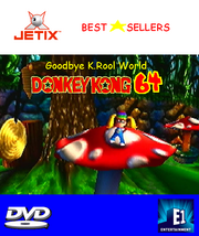 Jetix best sellers DVD