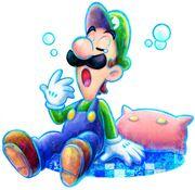 Mario luigi dream team conceptart 8iXAV