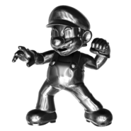 Metal Mario by Nibroc Rock