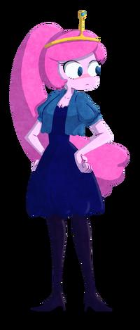 Princess Bubblegum Gotcha