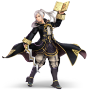 Robin SSBUltimate (Female)
