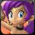 Shantae CSS Icon