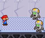Shroobot Factory Battle