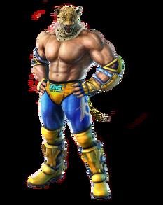 Tekken 7 king png by tekkensarmorking-d9un04l