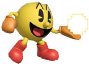 0.1.Pac-Man holding a Power Pellet