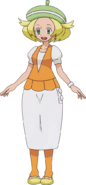 Bianca anime