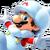 Cloud Mario Spirit Icon SSBE