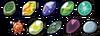 Evolutionary Stones (plus Everstone)