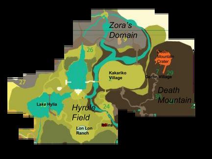 LoZ Demo Map