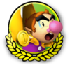 MK3DS BabyWario icon