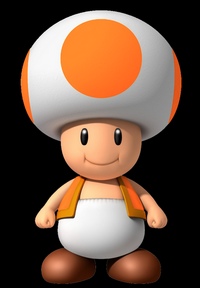 Orange Toad for sttsg