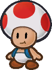 Paper Toad