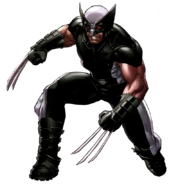 Wolverine x force render by shadowsf07-d4lxd1b
