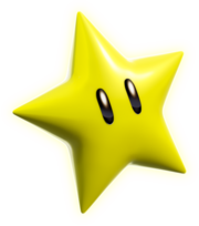 424px-Super Star Artwork - Super Mario 3D World
