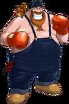 Bear Hugger Title Defense