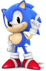 Classic Sonic (Speed Way)