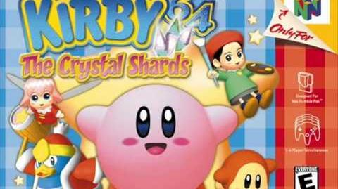 Kirby 64 The Crystal Shards - Staff Roll End Credits