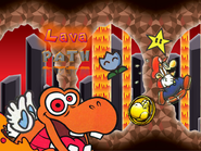 Lava Path post