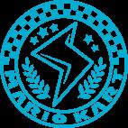 Lightning Cup Logo - Mario Kart 8