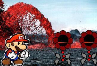 Mario magma
