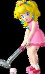 Princess Peach Artwork - Mario Golf World Tour