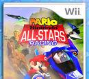 Nintendo all star kart racing