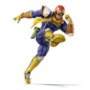Captain Falcon Smash Bros