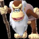 Cranky Kong SSB4