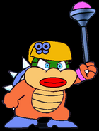 Dolly P. Koopa 2D Art Upgrade