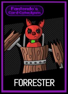 FCC Forrester Card