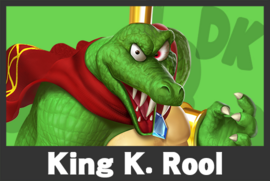 King K. Rool mugshoot