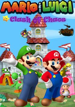 Mario&LuigiClashofChaos