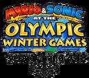 Mario & Sonic at the PyeongChang 2018 Olympic Winter Games (GrandTheftAutoHero's Version)