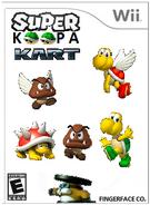 Super Koopa Kart